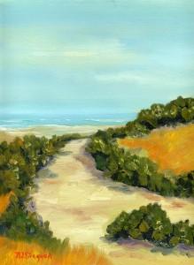 Morro Bay Park Path