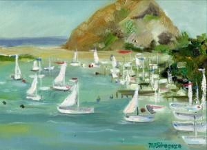 Sailing MB View 1